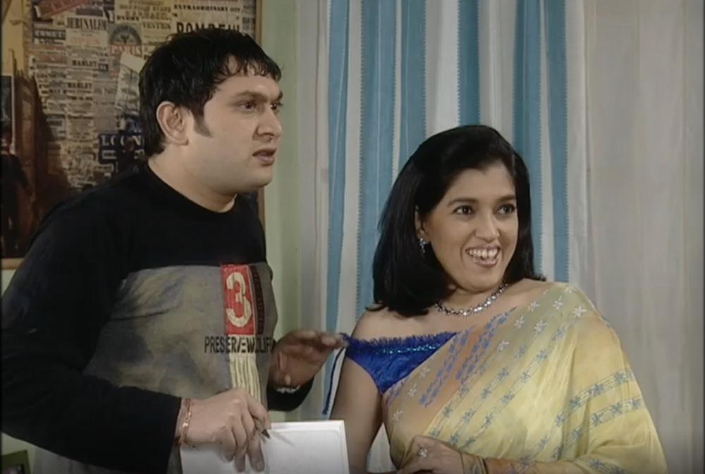 Indravadan's Trap Women Are Suspicious