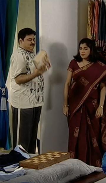 Indravadan Goes Missing
