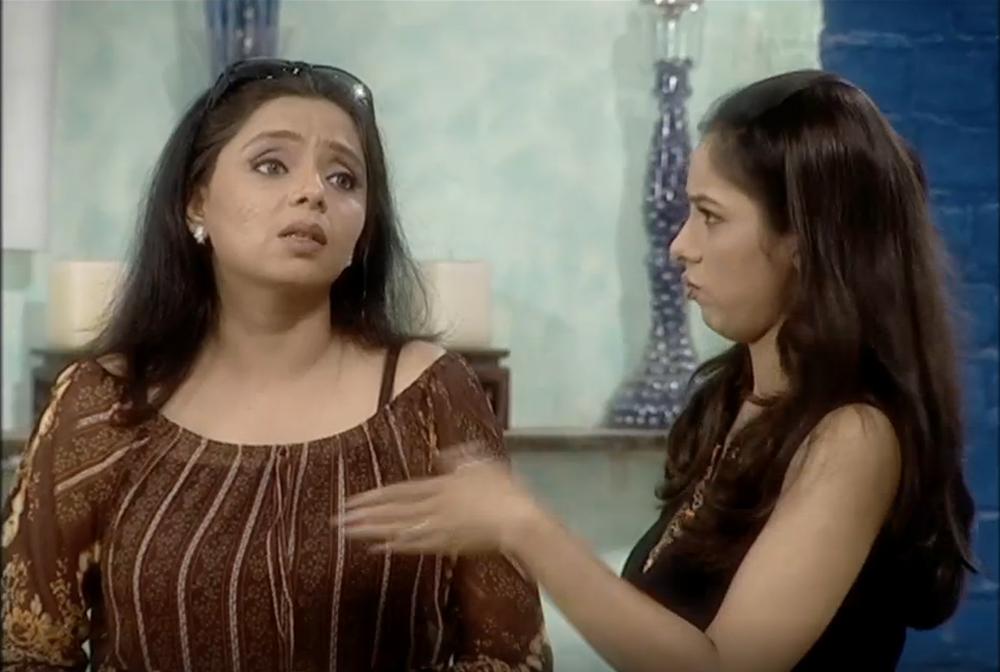 Sahil and Monisha Fight