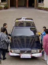 Sahil's New Car